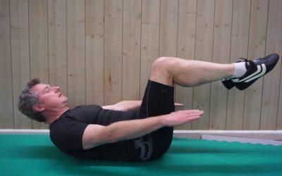 Renforcement musculaire Pilates Hundred