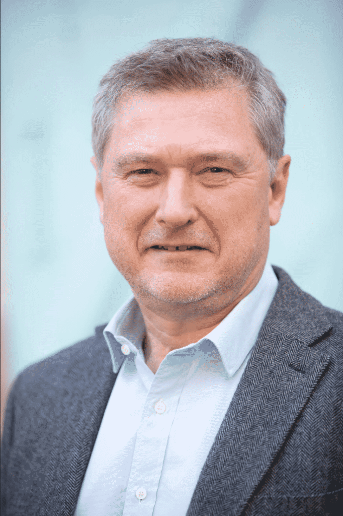 Philippe Vervynck accompagnateur de la petite chartreuse et professionnel de santé